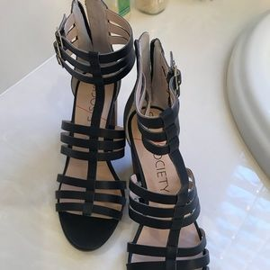 """Sole Society 3"""" heeled sandals"""